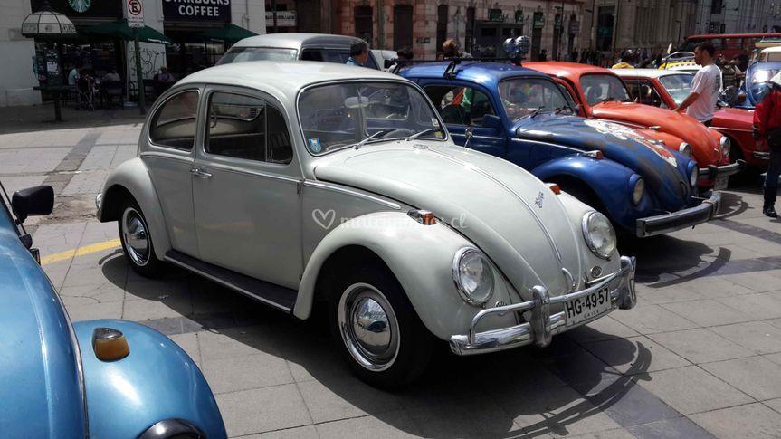 VW Escarabajo 1965 disponible