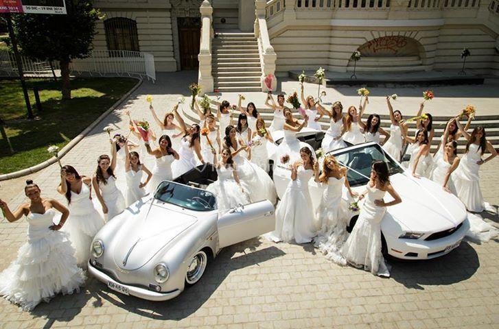 El Gran Truco Canal13 de Llegó la novia