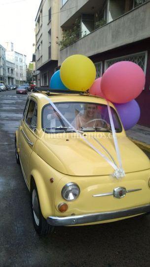 Fiat 500 1960