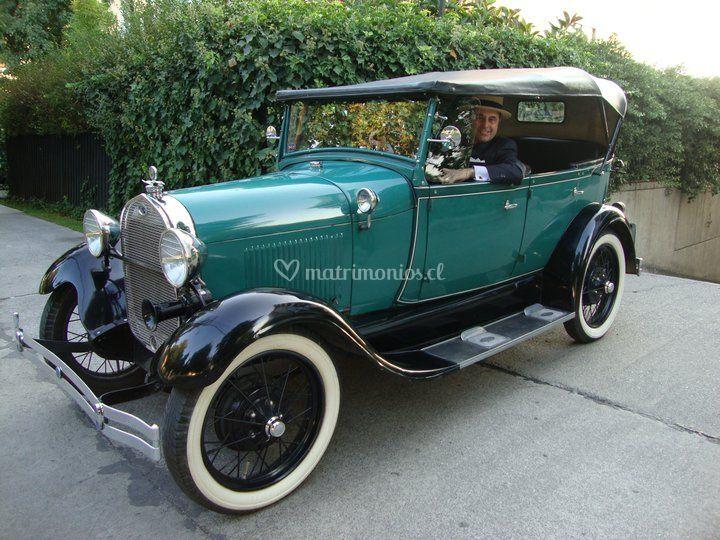 Burrita Ford A 1929