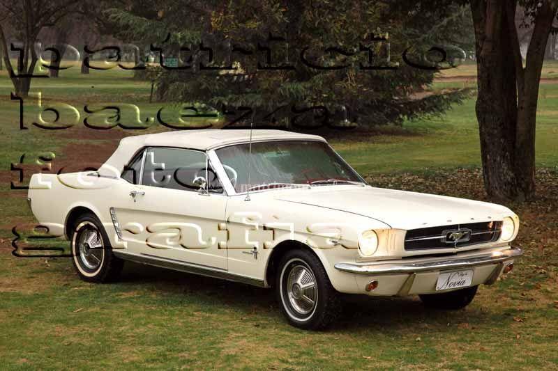 Mustang 65' cerrado