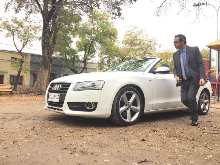 Audi A5, elegante y deportivo