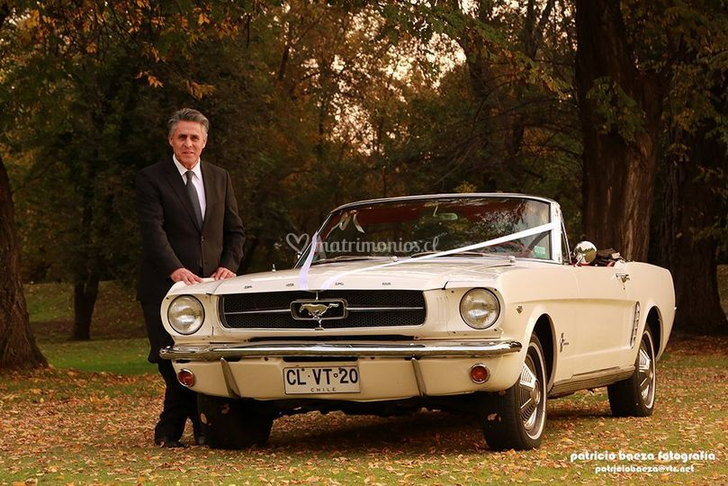 Ford Mustang descapotable 1965