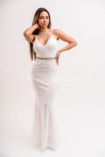 Sirena sutil y elegante