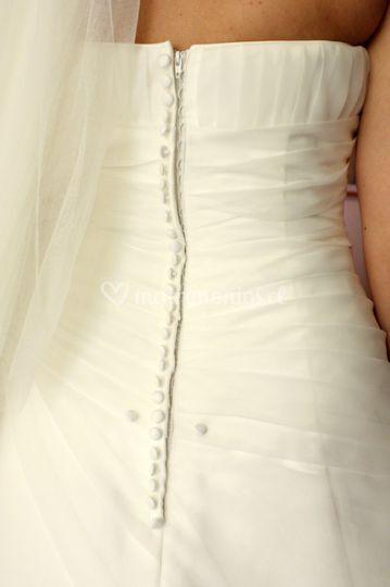 Detalles de vestido