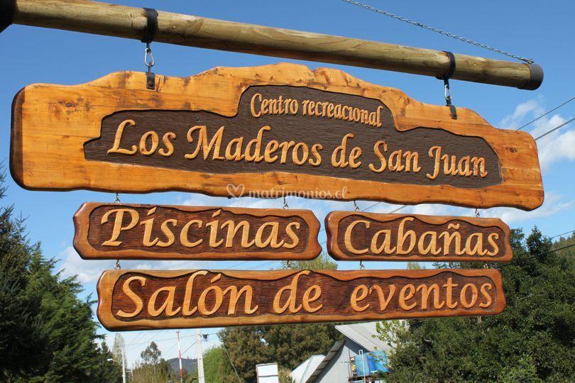 Maderos de San Juan