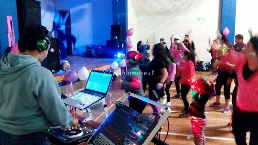 Zumbas, bailes entretenidos