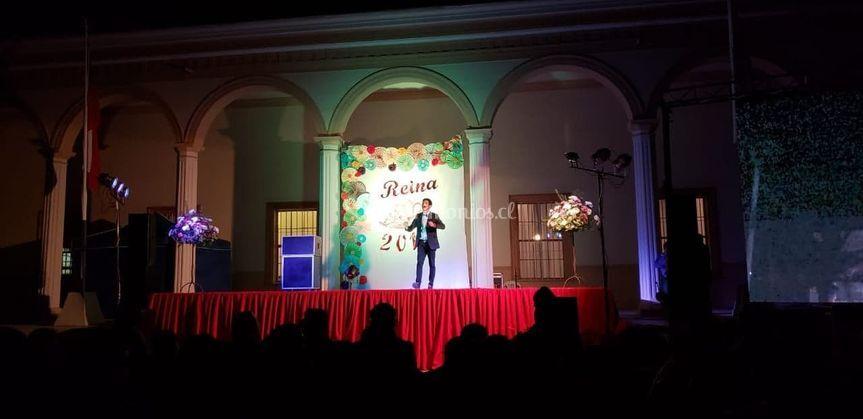 Magia de escenario