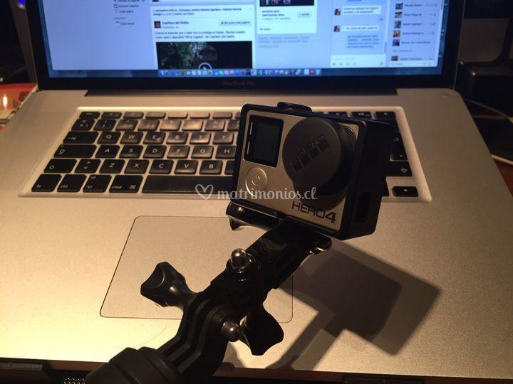 GoPro y Edició en Apple