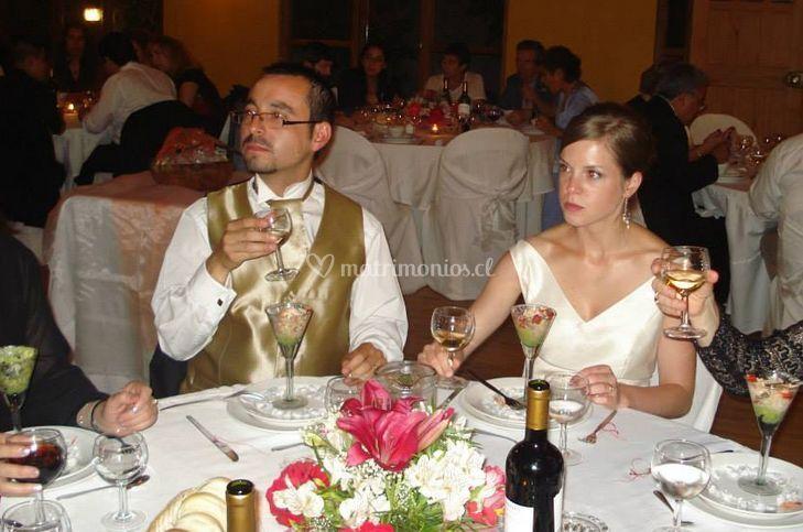 Celebración de matrimonios