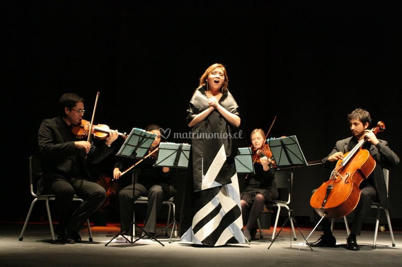 Concierto Santiago Arte