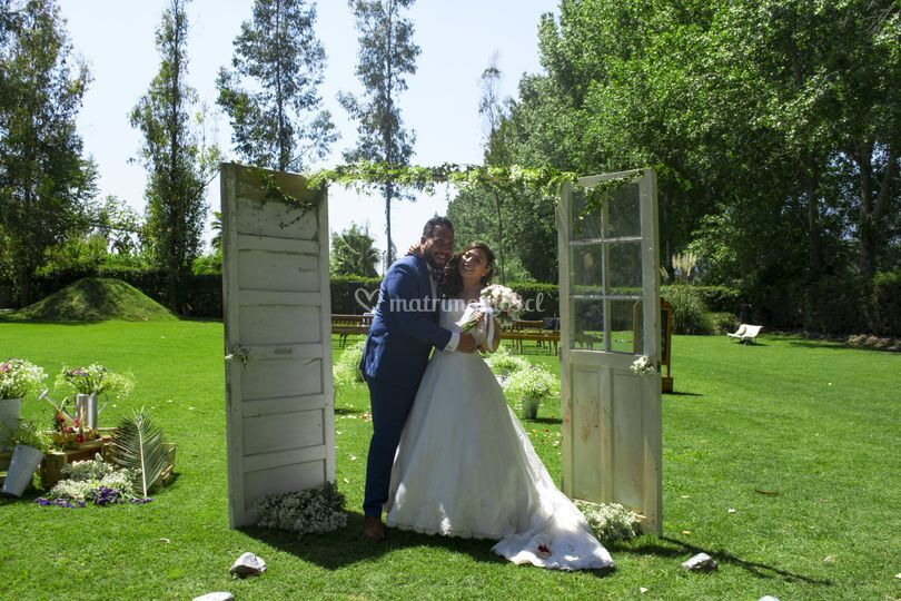 Matrimonio Diego y Karen