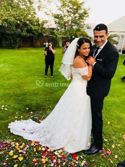 Matrimonio hacienda venus