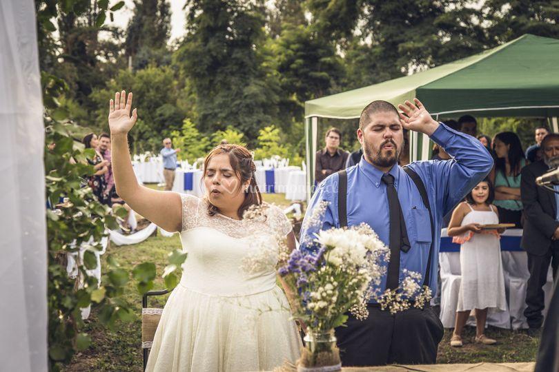 Matrimonio Javo & Naty