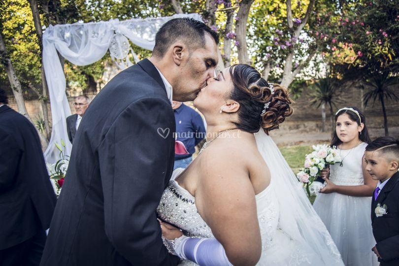Matrimonio Luis y Olga
