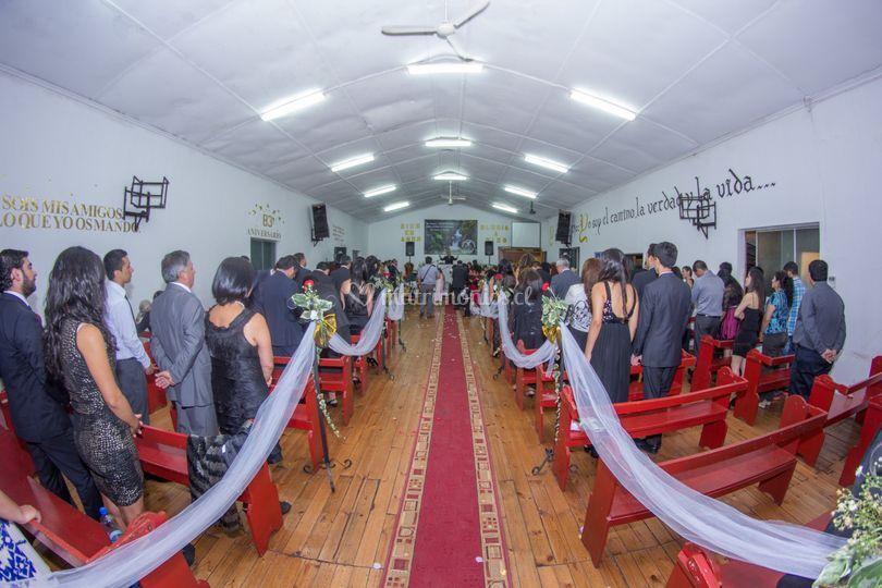 Fotografía de iglesia