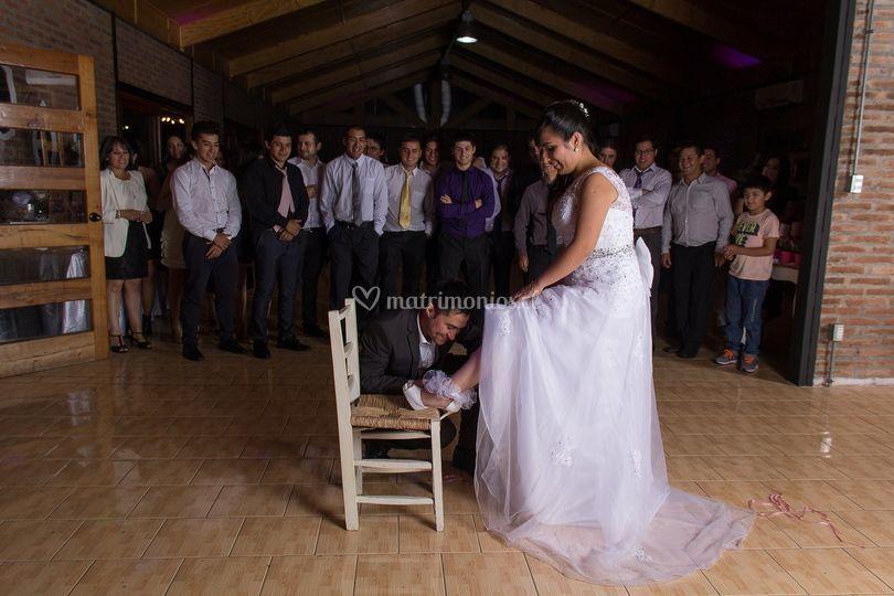 Liga de novia