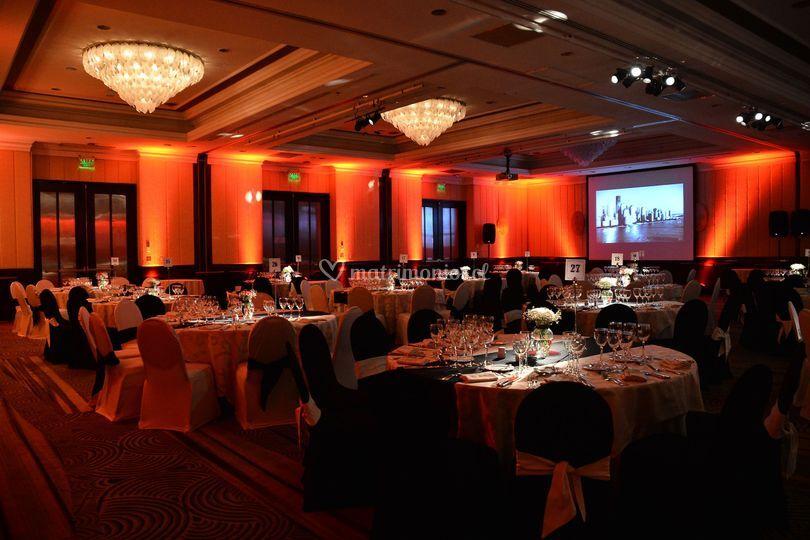Montaje Ballroom