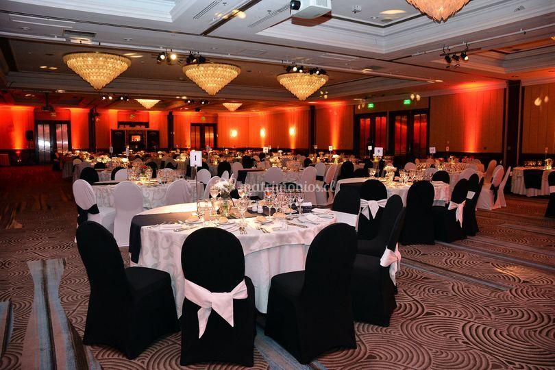 Ballroom completo