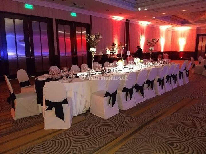 Ballroom torres del paine