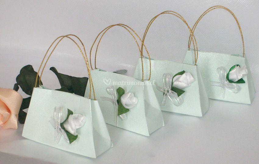 Bags para invitados
