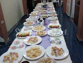 Banquete servido
