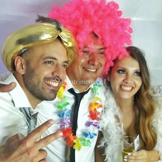Matrimonio Gabi Y Pelao