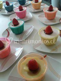 Postes con fruta
