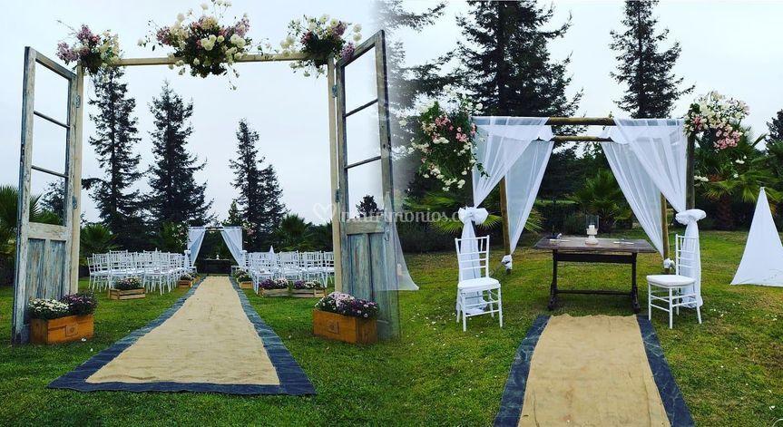 Portal ceremonia