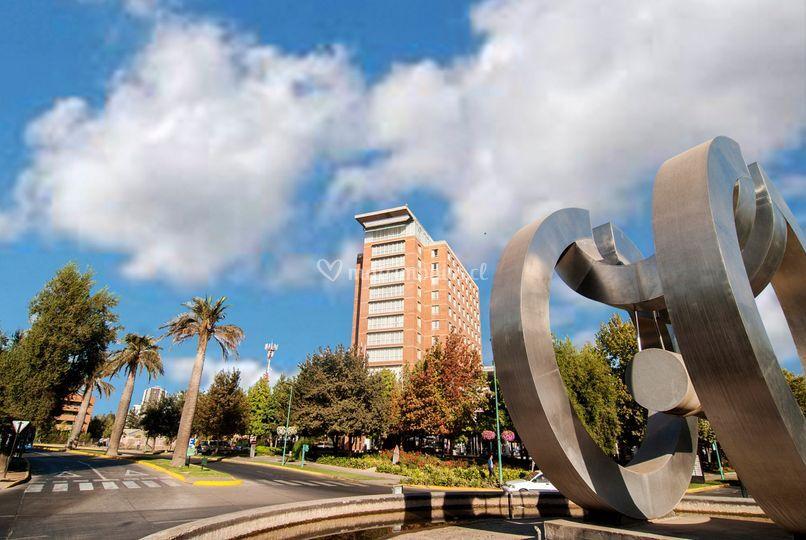 Radisson Santiago Ciudad Empresarial