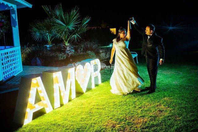 Andrea y Pedro