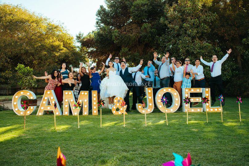 Camila y Joel