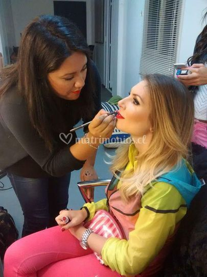 Makeup eugenia lemons cw