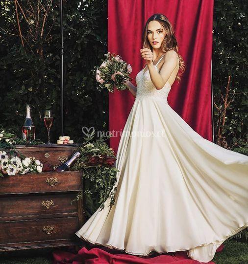Modelo Celine - Colección 2018