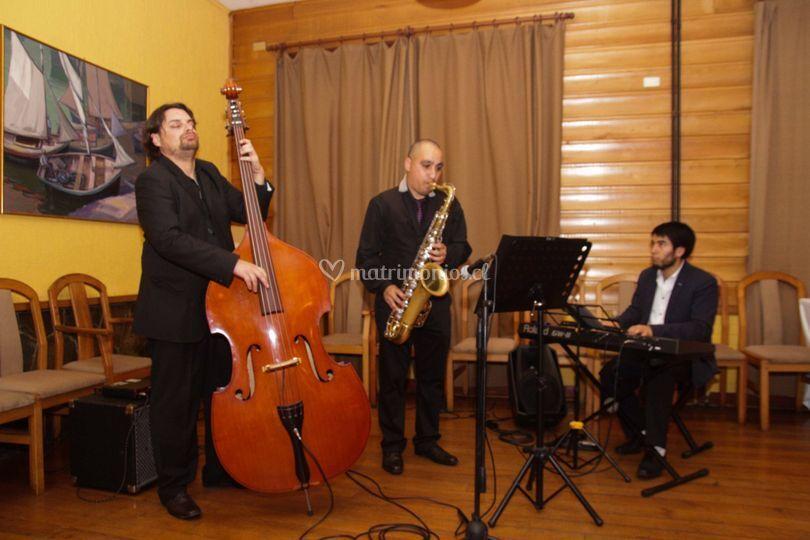Daniel Aguilera Saxofonista