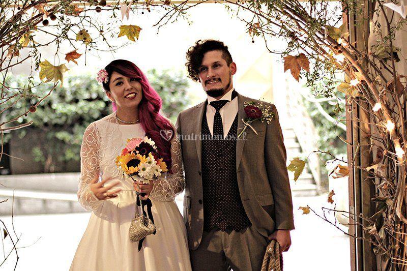 Ceremonia Matrimonio Corrial