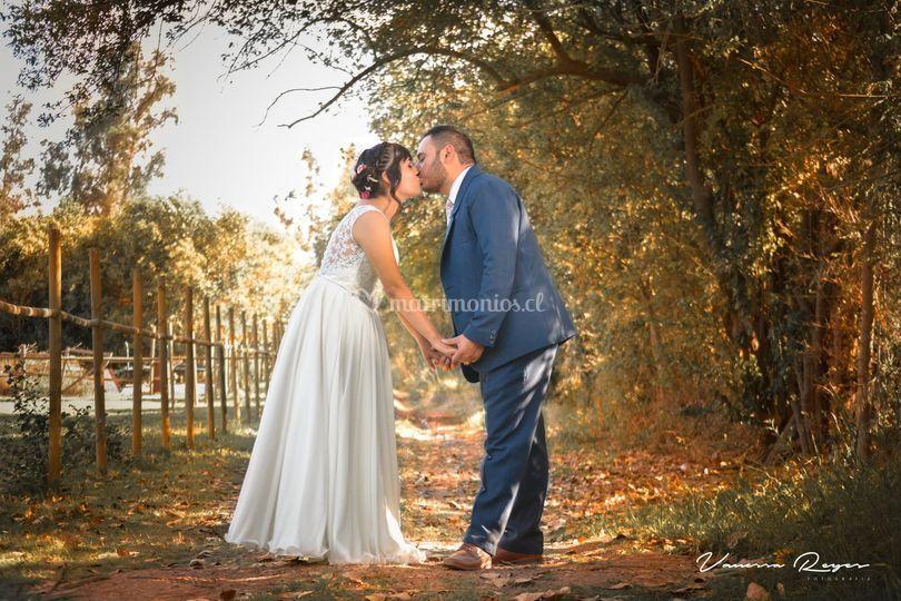 Matrimonio Elizabeth & Felipe
