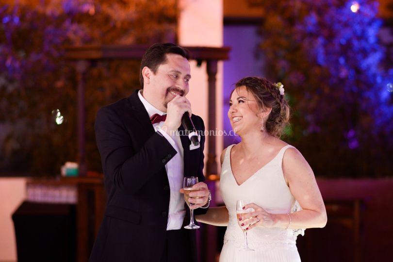 Matrimonio Jeanette & Alexis