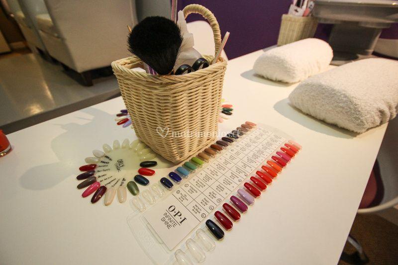Meson manicure