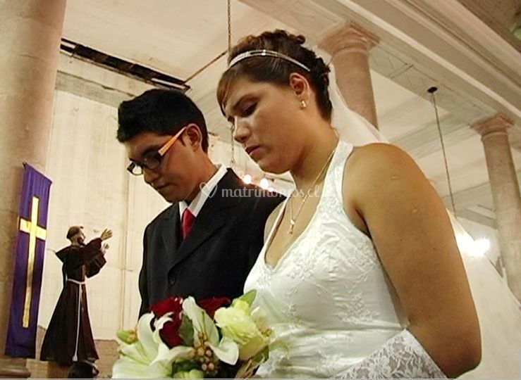 Matrimonio San Fernando Rey