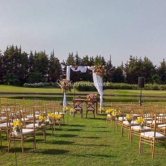 Sonido ceremonia