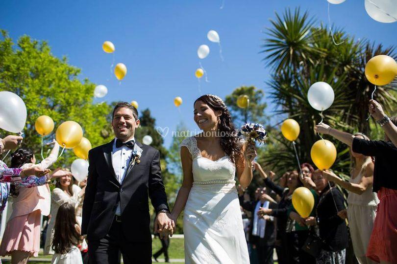 Matrimonio día