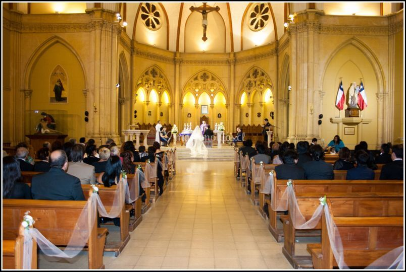 Muestras de matrimonios