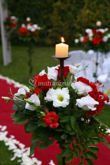 Decoración ceremonias