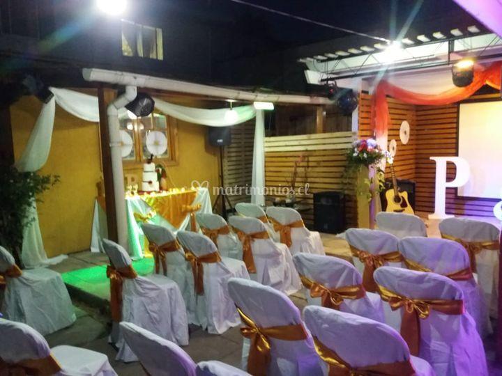 Ceremonia Raul y Paola