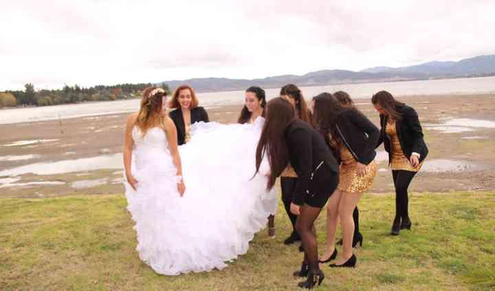 Sesión novia