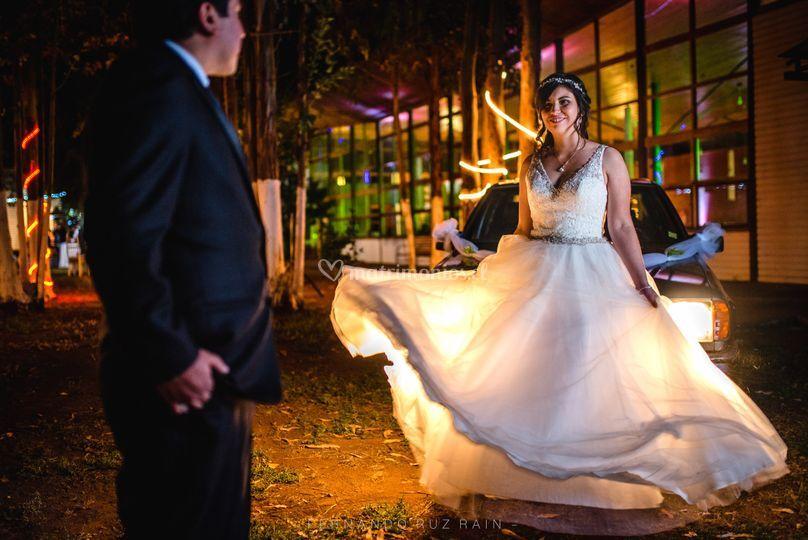 Fotos final boda