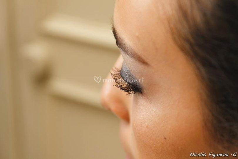Maquillaje novia 2013