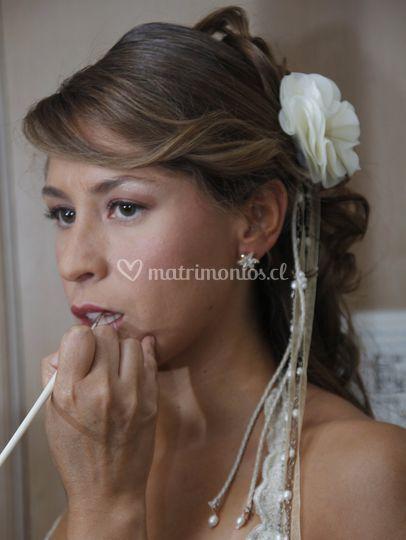 Maquillaje wilma fuentes