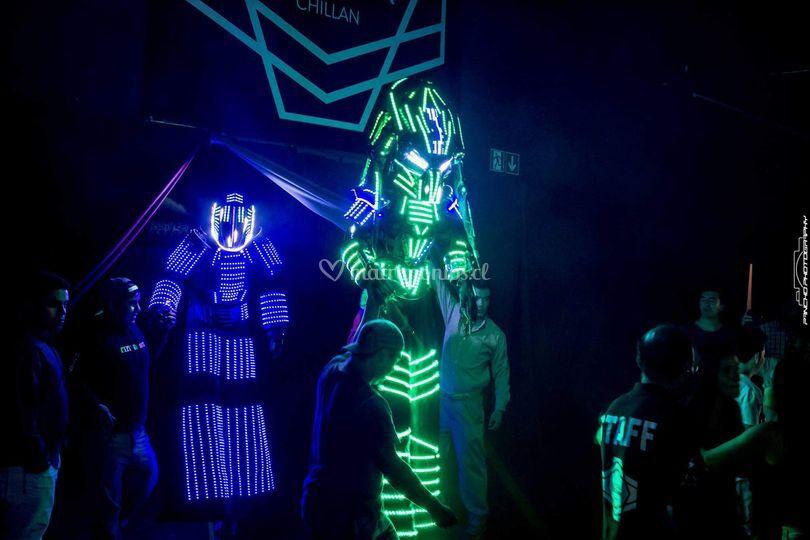 ElectRobots